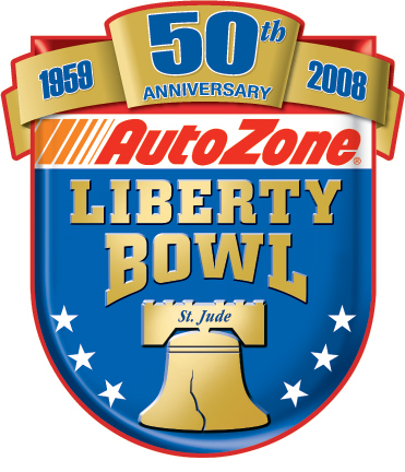 Pirates to Play in 50th Anniversary AutoZone Liberty Bowl on January 2!