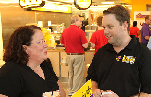 Which Wich? Pre-Opening Event