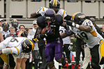 Pirate Football: Southern Miss vs. ECU