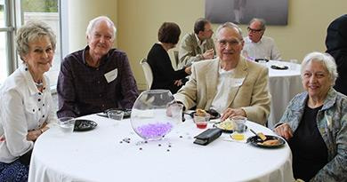 Retired Faculty Spring Social