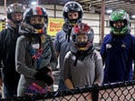Bring the Whole Crew: Rush Hour Karting