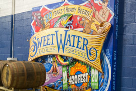 SweetWater Brewery Takeover